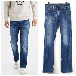 American Eagle Original Bootcut Mens Jeans 30/36